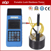 Portable Color Screen Digital Rebound Hardness Testing Instrument