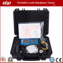 Digital Color Screen Portable Leeb Hardness Testing Instrument