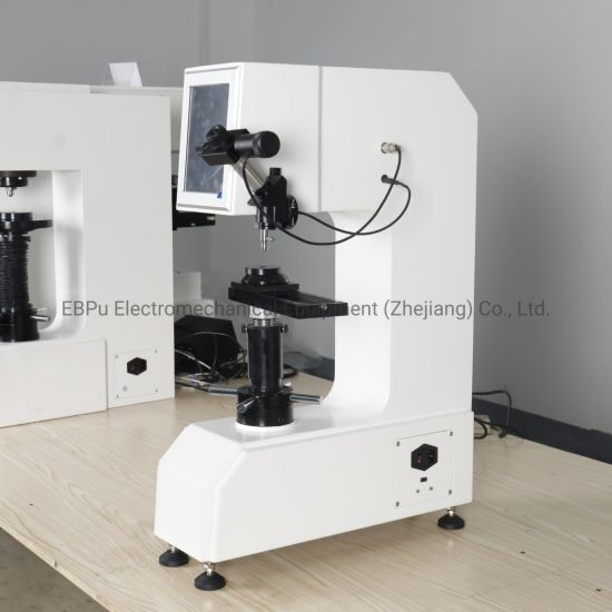 Universal Hardness Testing Instrument with High Accuracy Load Cell
