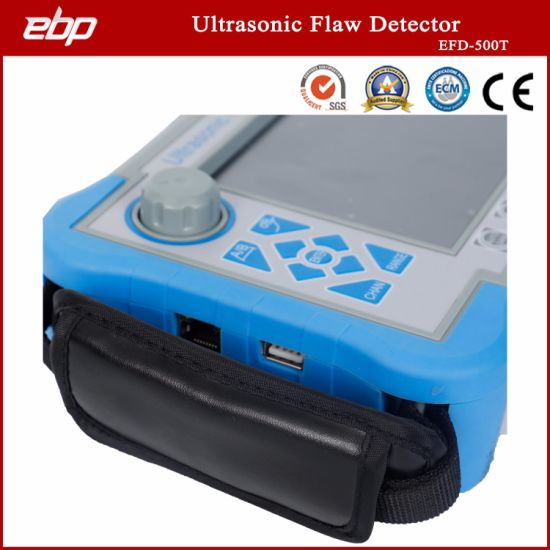 New Product Digital Ultrasonic Flaw Detector for Railway Traffic Inspection