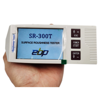 Advanced Surface Roughness Tester with Color Touch Screen Control