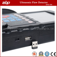 Portable Digital Ultrasonic Flaw Detector Quickly and Accurately Diagnoses Defects in Workpieces