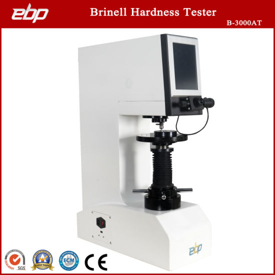 Bhn Hbw Automatic Digital Brinell Hardness Tester B-3000at