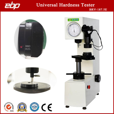 Electric Analog Universal Hardness Testing Machine with Load 30-187.5kgf