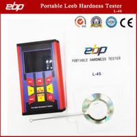 Portable Digital Rebound Leeb Hardness Tester