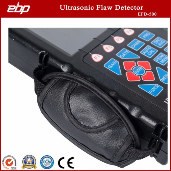 Portable Digital Ultrasonic Testing Flaw Detector Quickly and Accurately with Automated Calibration Automated Gain