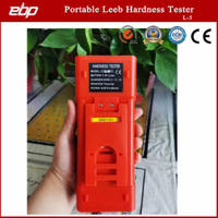 Digital Portable Leeb Hardness Testing Equipment with Printer