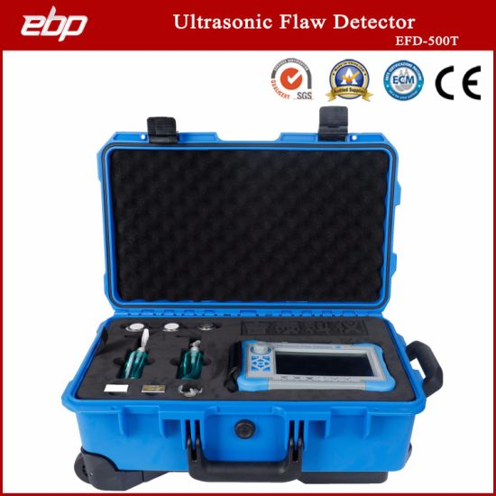 Universal Ultrasonic Flaw Detector Weld NDT Test Equipment with LED Backlight Bright