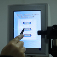 Touch Screen Digital Universal Hardness Tester with Brinell Rockwell and Vickers Scales