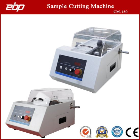CNC Cutter Machinery with Diamond Cutting Wheels