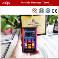Onsite Metal Hardness Testing Rebound Hardness Tester Support D / Dl / G / DC / C Prob