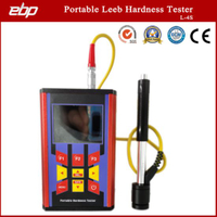 Handheld Digital Rebound Hardness Tester Support D / Dl / G / DC / C Prob
