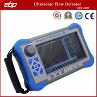 Portable Digital Ultrasonic Flaw Detector for Railway Traffic Inspection