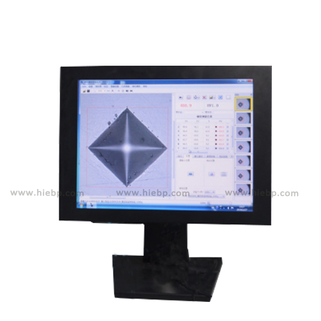Digital Vickers Hardness Tester with Load Cell Control