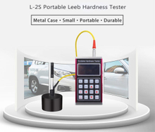 Aluminum Digital Portable Hardness Testing Equipment Tester with Blocks