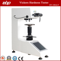 Hv100 Digital Vickers Hardness Tester with Motorized Turret