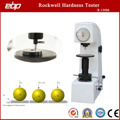 Manual Rockwell Hardness Testing Machine for Metal Material