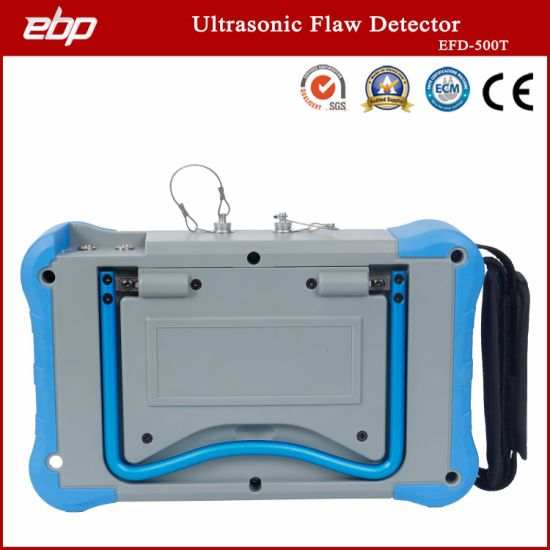 Portable Digital Ultrasonic Flaw Detector for Welding Inspection