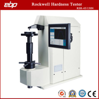 Digital Touch Screen Twin Rockwell Hardness Tester with Dolphin Nose Indenter