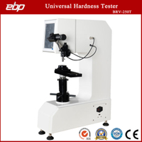 Color Touch Screen Universal Hardness Testing Machine Tester Brv-250t