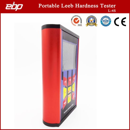 Portable Leeb Durometer for Onsite Metal Hardness Testing