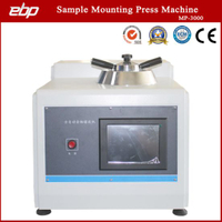 Automatic Touch Screen Programmable Sample Mounting Press Machine