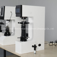 Bhn Brinell Hardness Testing Equipment with Load Cell Control