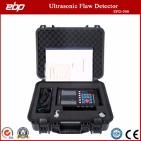 Portable Digital Ultrasonic Testing Flaw Detector with Automated Calibration Automated Gain for Welding