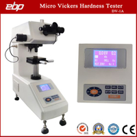 High Accuracy Digital Micro Vickers Hardness Testing Machine with 100X 400X Magnification