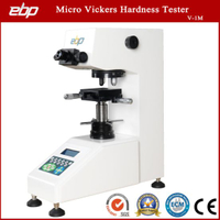 Manual Turret Vickers Micro Hardness Tester 10GM - 1000GM