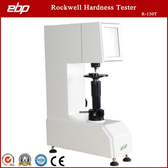 Digital Cast Steel Rockwell Hardness Tester R-150t