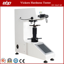 Hv1 - Hv30 Automatic Turret Digital Vickers Hardness Tester