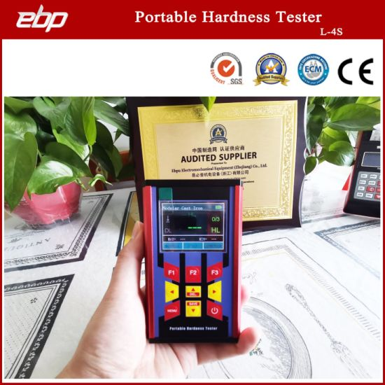 Ebp Portable Digital Hardness Tester