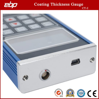 Thickness Measurement of Zinc Coating on Galvanized Steel CT-2 Gauge