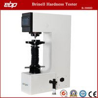 Digital Brinell Hardness Testing Machine Ball Indenter B-3000d