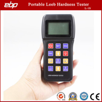 Portable Rebound Dynasonic Hardness Tester with Leeb Testing Method